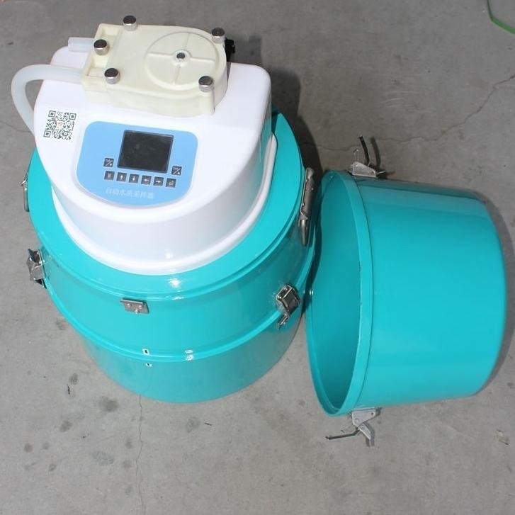 便携式自动水质采样器(分采型)