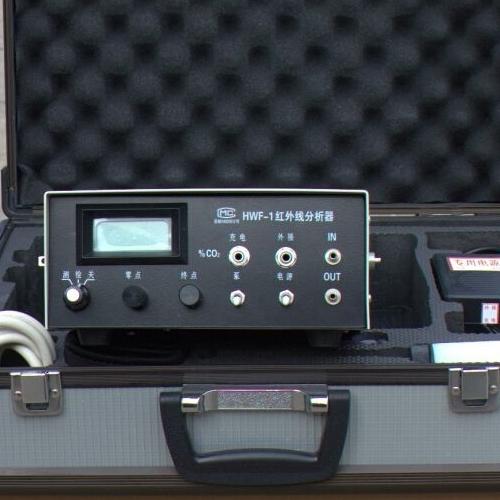 红外线二氧化碳气体分析仪(便携式)
