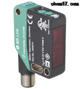 OQT400-R200-2EP-IO-V1德国P+F倍加福三角测量型光电传感器