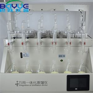 二氧化硫蒸馏法注意事项