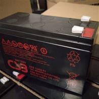 XTV121100台湾CSB蓄电池XTV121100价格
