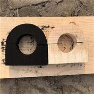 保温木托起到固定保护作用