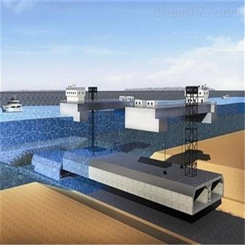 沉管法施工公司-排水管路工程