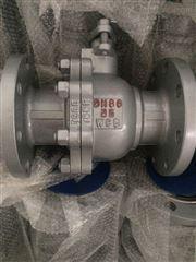Q41H-25C-80碳钢硬密封球阀
