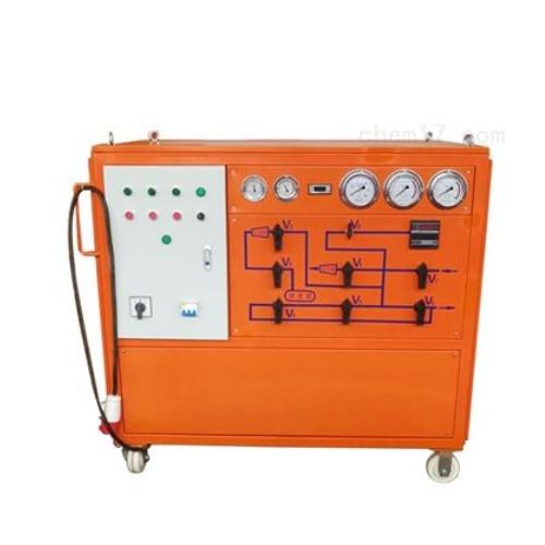 HKLH-7Y-15-20 SF6气体回收充放装置