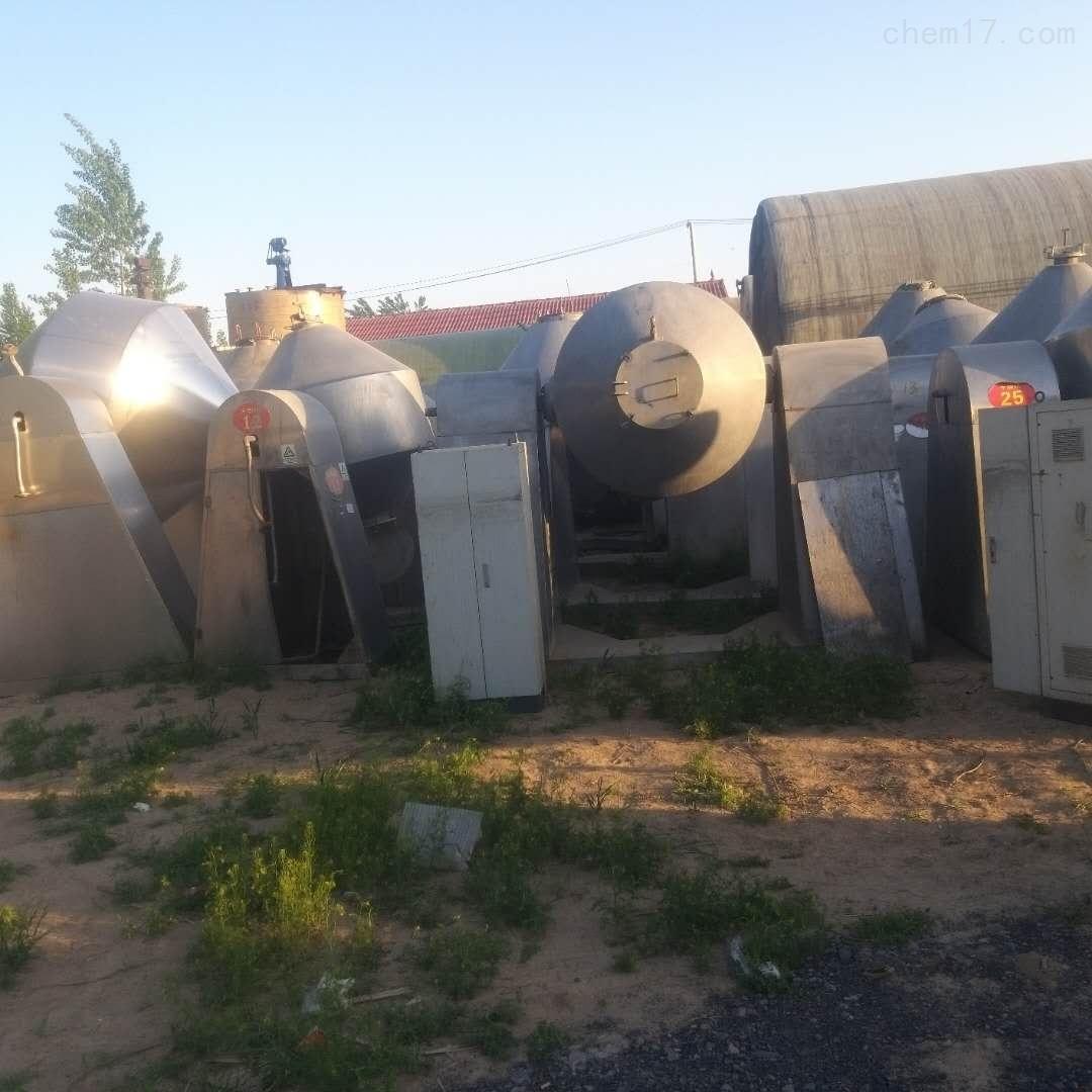 回收出售二手旋转双锥干燥机