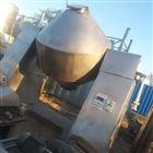 出售二手3000L搪玻璃双锥回转真空干燥机
