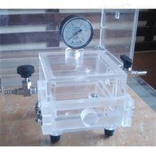 KTY-WF抽屉型气体置换有机玻璃箱