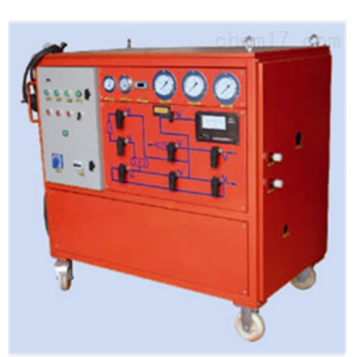 LYGS3000 SF6气体开关抽真空装置
