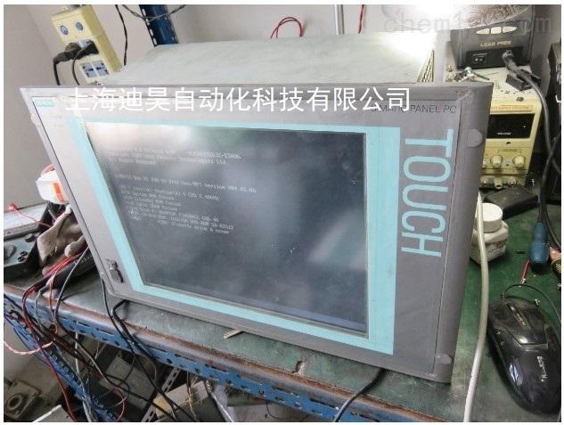 PC677B工控机开机无图像显示维修