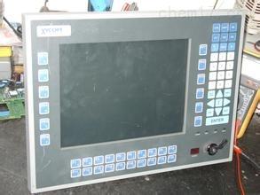 西门子工业电脑屏按键屏无反应维修