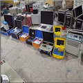 110kV发供电系统高电压试验设备