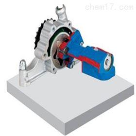 转子泵解剖模型