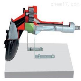 YUY-JP076齿轮泵解剖模型