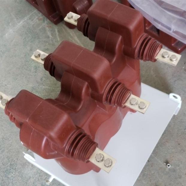 洛阳市JLS-10KV油浸式三元件配电表计量箱
