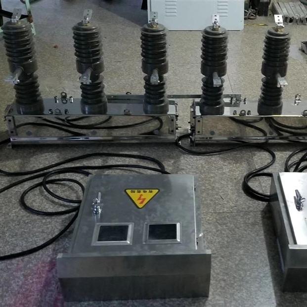 水电站10kv中置式高压断路器河南