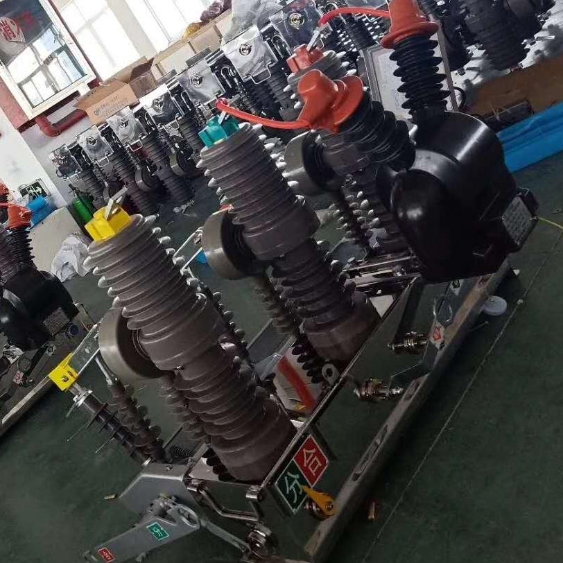 洛阳市新型10kv带预付费高压断路器厂家