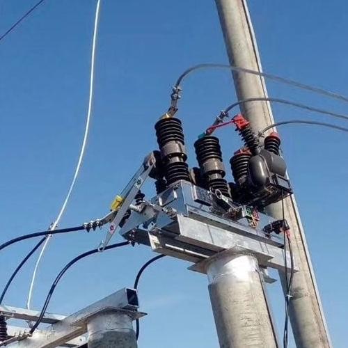 供应各种规格ZW32-10kv高压断路器外置PT