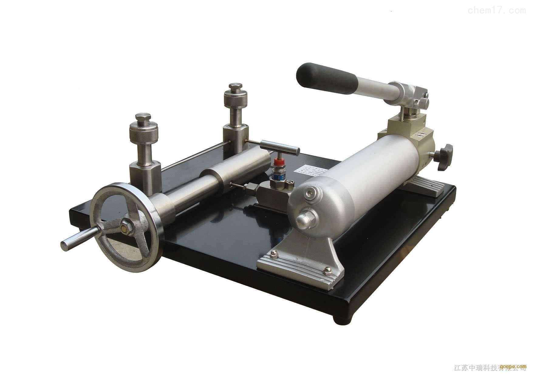 台式压力泵名称