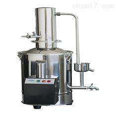 三申DZ10Z断水自控不锈钢电热蒸馏水器