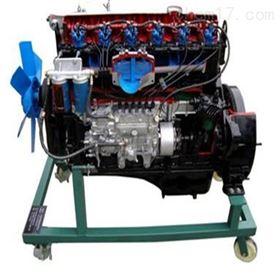 汽车柴油发动机解剖演示台(CA6110)