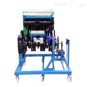 YUY-JP0182汽车柴油发动机解剖演示台 东风康明斯M11