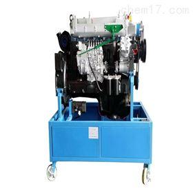 YUY-JP0185斯太尔发动机解剖模型(柜式底座)