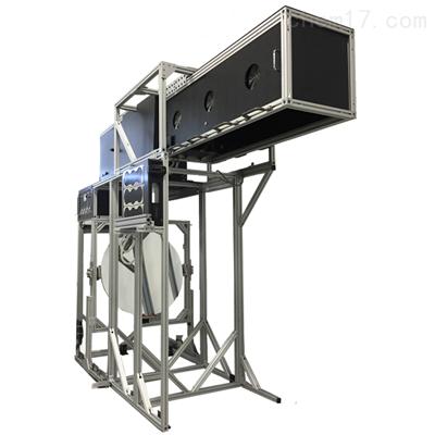 太陽模擬器實現高層大氣中的太陽光譜