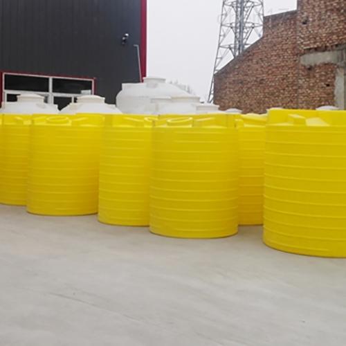 8吨PAC搅拌桶