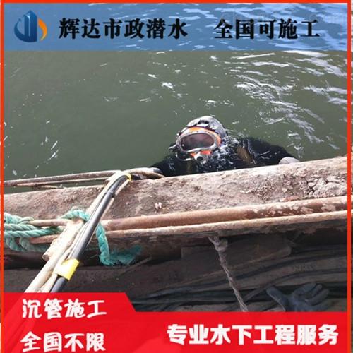 潜水工程(潜水服务)