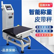 重量檢測秤自動輸送皮帶秤稱重儲存合格報警