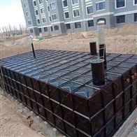 通辽地埋式消防水箱项目设计
