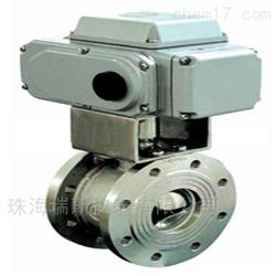RS-QDO电动O型调节阀