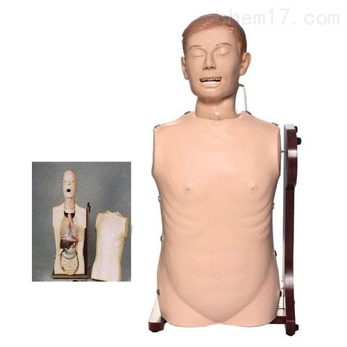 高级鼻胃管与气管护理模拟人
