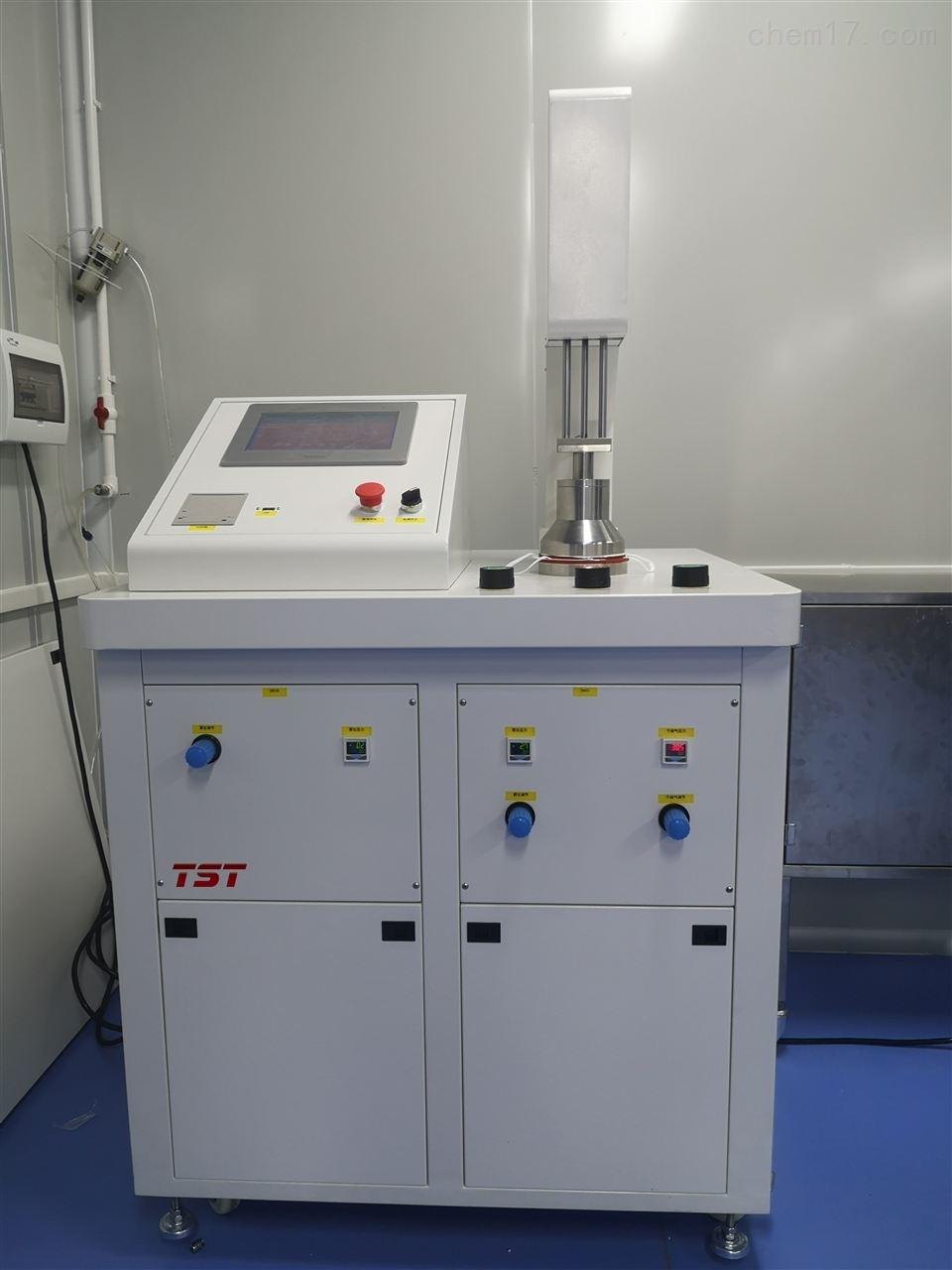颗粒物过滤效率测试仪_熔喷布过滤检测仪