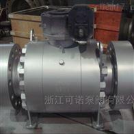 "Q47N-300LB 10""大口径锻钢球阀"