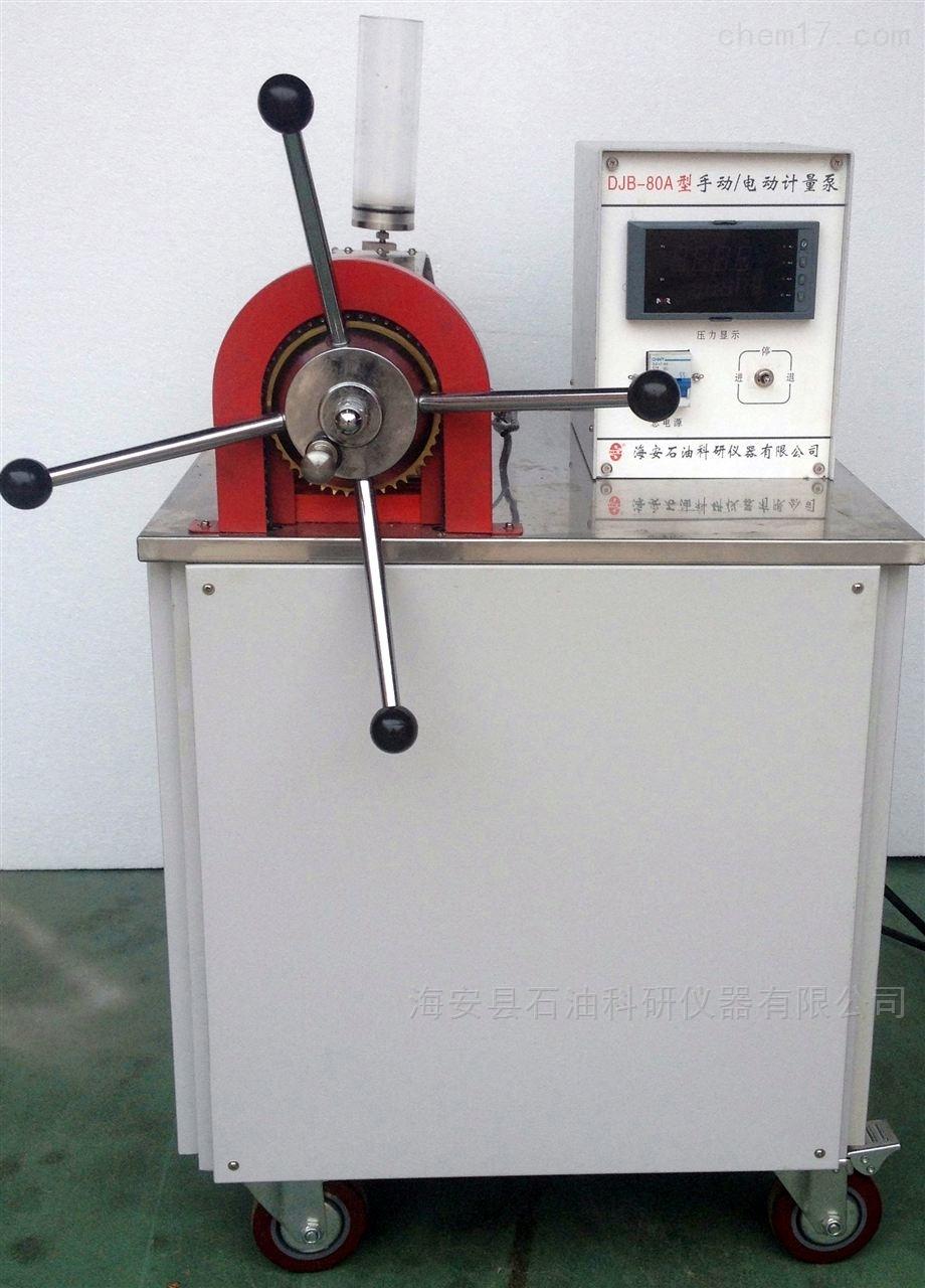 手动、电动计量泵