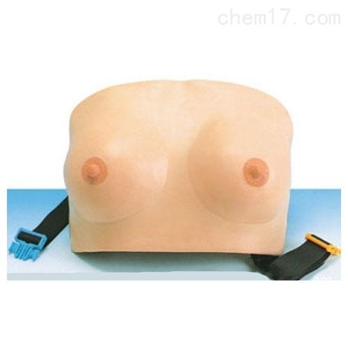 穿戴式乳房检查训练模型