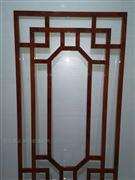 铝合金门窗装饰条(架)焊接效果图