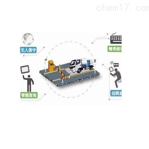 垃圾处理厂称重电子地磅管理软件