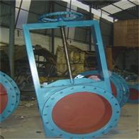 LC-I不锈钢LC-I圆形手动插板阀