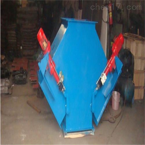 不锈钢DFC-IV电动四通分料阀