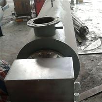 30/40KW法兰防爆电加热管熔喷布空气发热管