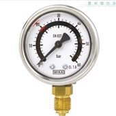 PGS21VIKA固定开关电接点的波登管压力表