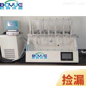 蒸馏与分馏实验装置