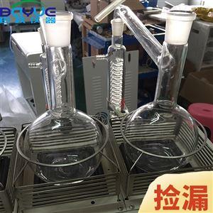 氟化物的水蒸气蒸馏装置