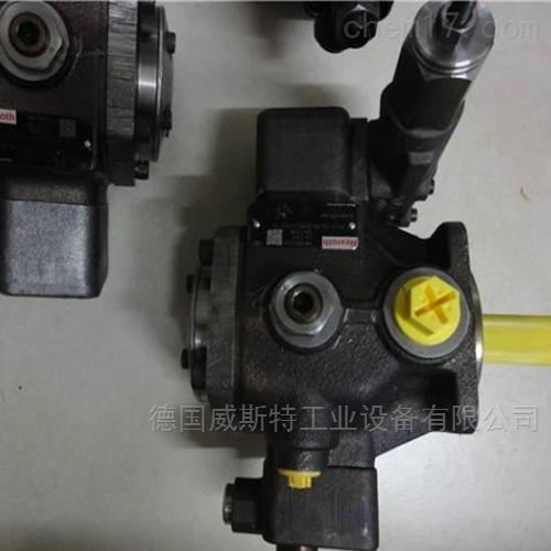 rexroth力士乐PV7系列变量叶片泵原装特价
