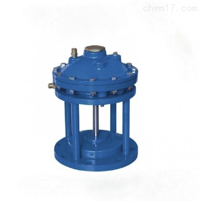 JM742X隔膜式池底排泥阀