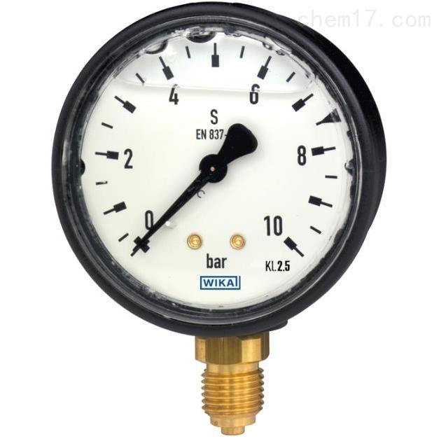 WIKA 113.13 波登管压力表