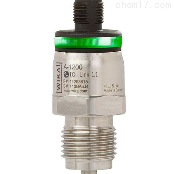 WIKA带IO-Link的压力传感器(开关)